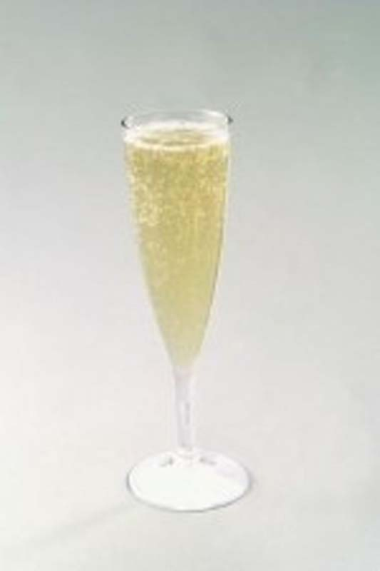 Champagne Flute Polycarb 170ml
