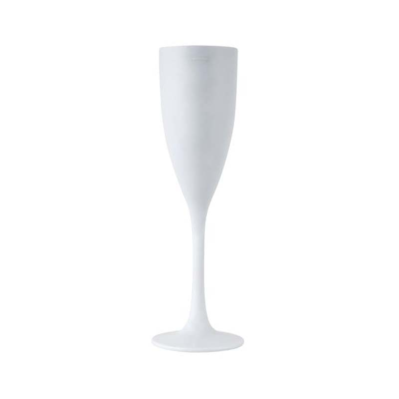 Bellini Flute White 170ml