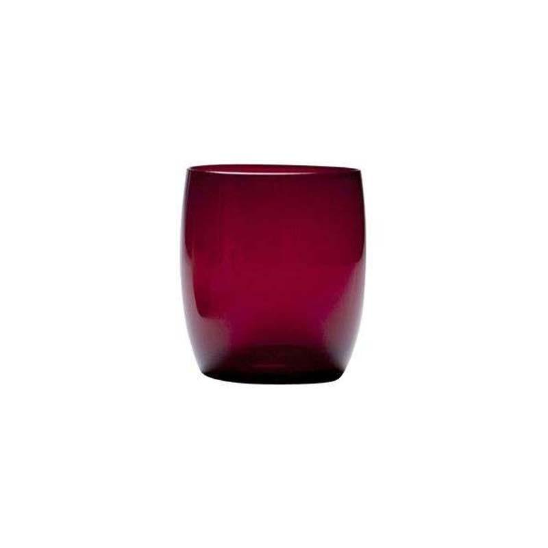 Gala Bar Rocks / Water Glass Ruby