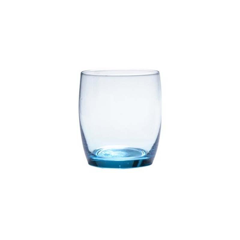 Gala Bar Rocks / Water Glass Aquamarine