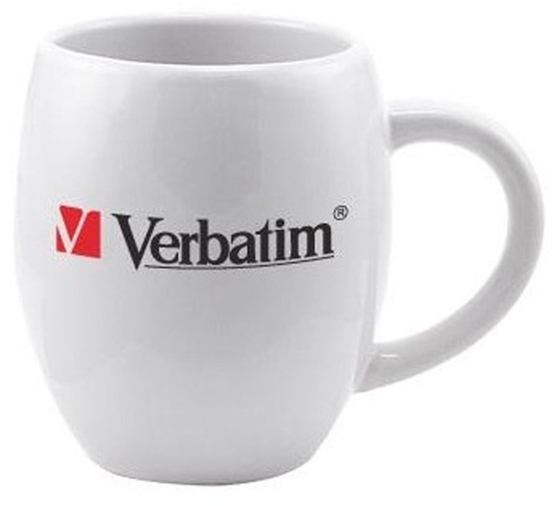Barrel White Promo Mug