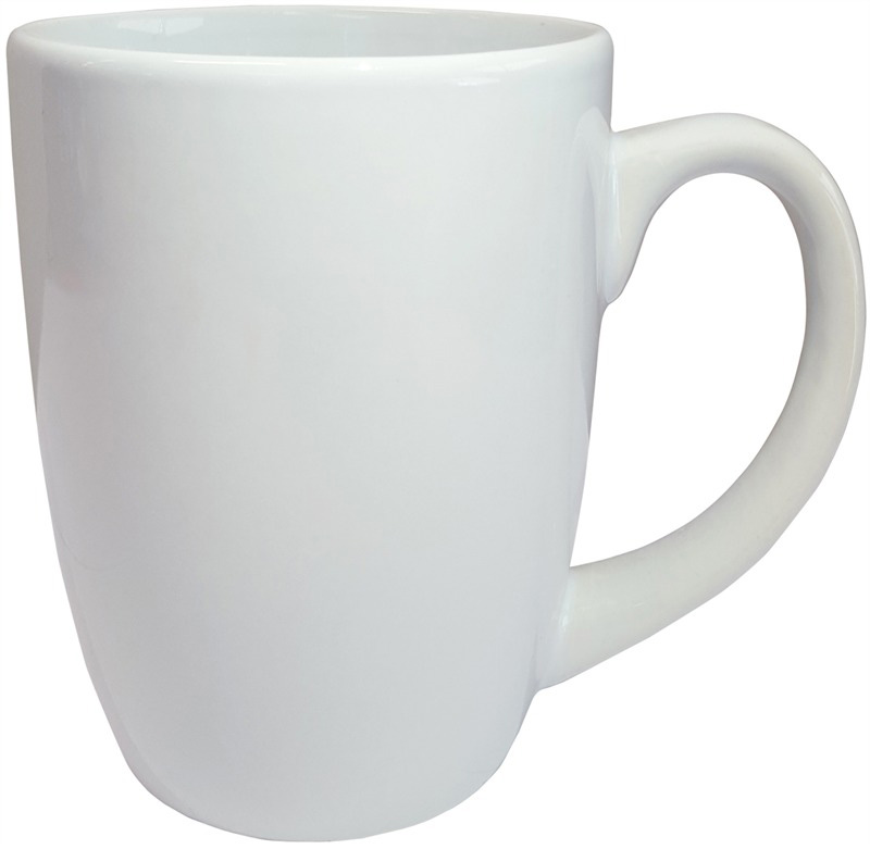 White Carnival Coffee Mug