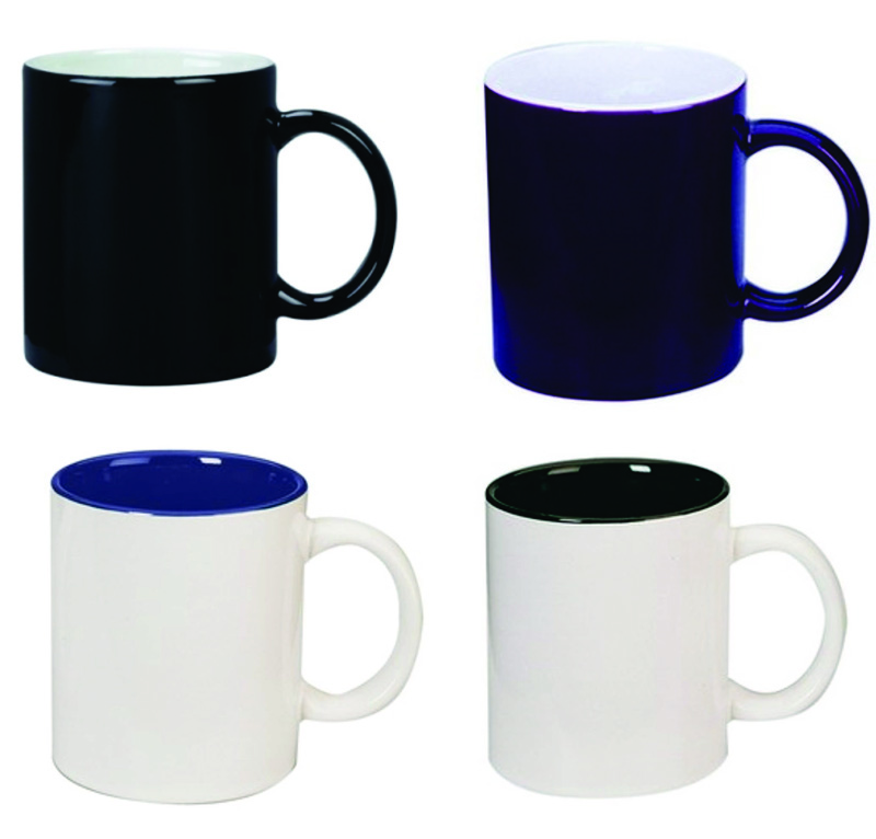 Two Tone Promo Coffee Mug