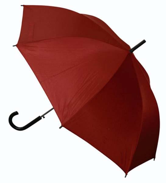 Ladies Solid Colour Umbrella