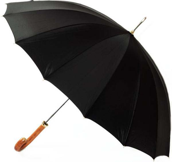 Mens Stylish 16 Rib Umbrella