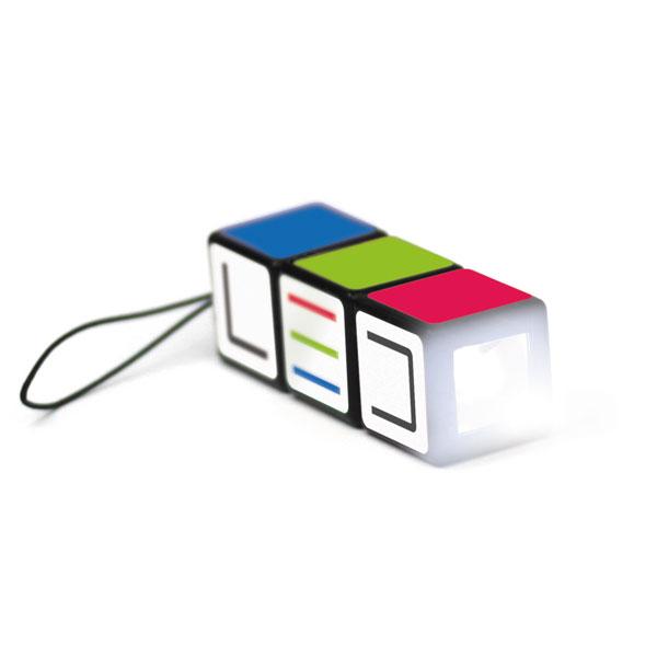 Rubik's LED Torch Cube