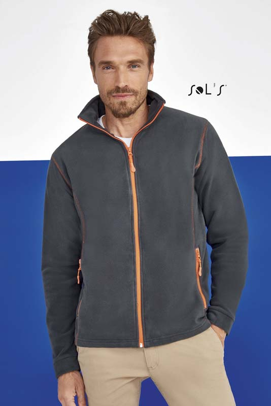 Nova Micro Fleece Zip Jacket
