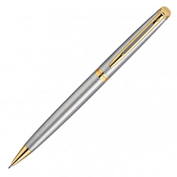 Waterman Hemisphere Mechanical Pencil- Stainless Steel