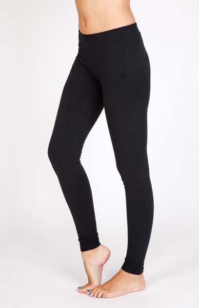 Ladies Spandex Full Length Leggings