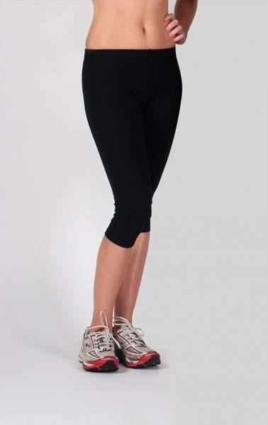 Ladies 3/4 Leggings