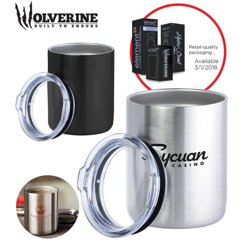 Wolverine Vacuum Tumbler 350ml
