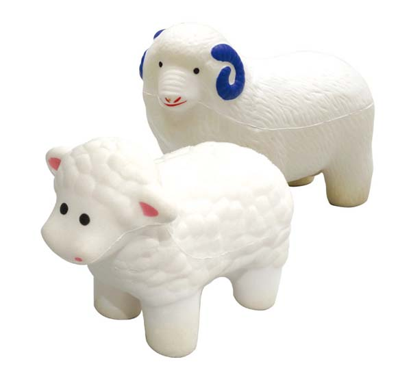 Stress  Sheep (Ram and Ewe)