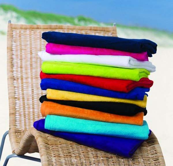 Promotional Signature Beach towel