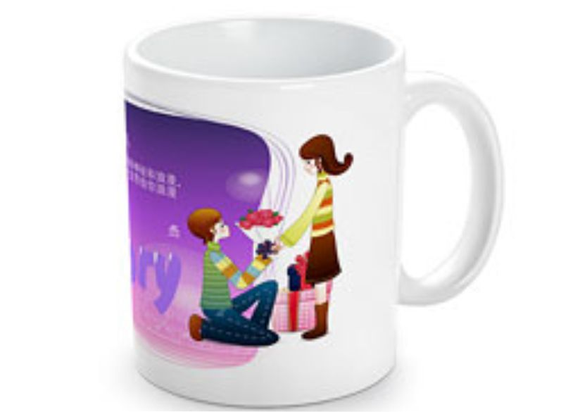 Full Colour Print Sublimated Mug