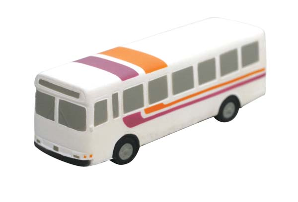 Stress Bus White