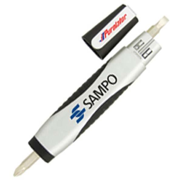 Flashlight Tool Kit w/ Level