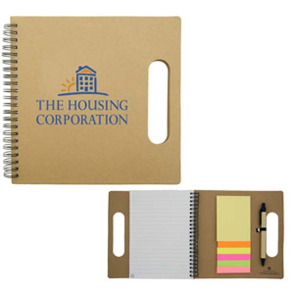 The Enviro Recycled Notebook