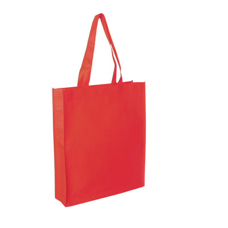 Non Woven Tote Bag with Large Gusset