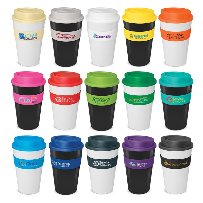 Takeaway Promotional Coffee Cup 480ml