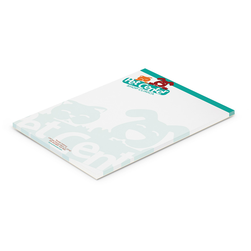 A5 Note Pad - 50 Leaves