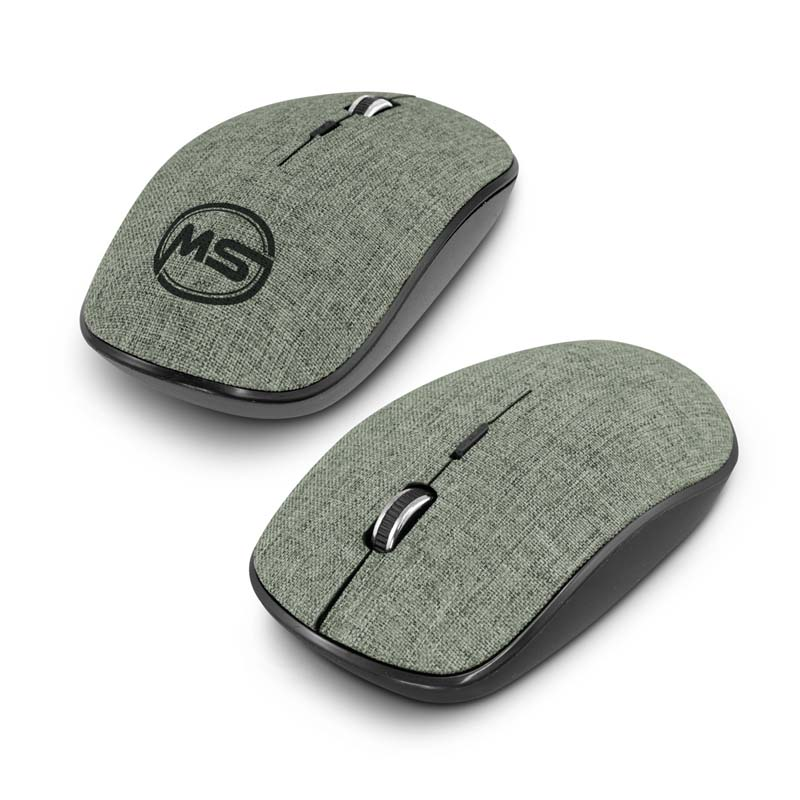 Greystone Wireless Travel Mouse