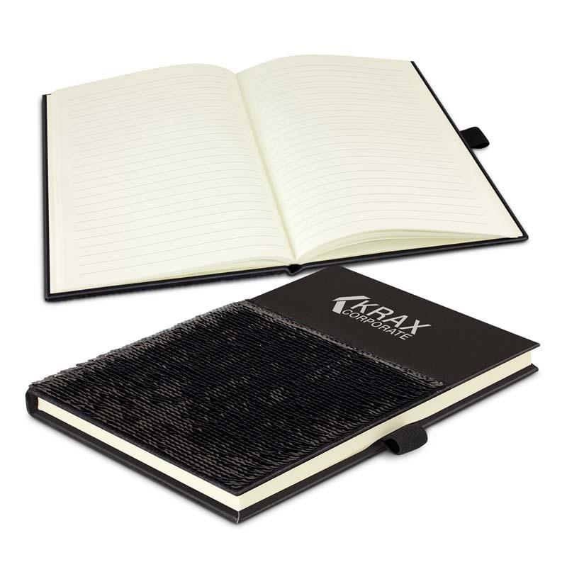Sequin Notebook