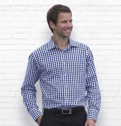 The Hartley Check Shirt