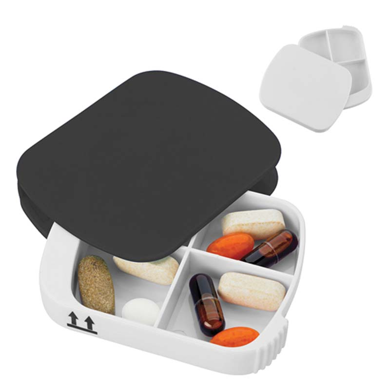Spin Pill Box