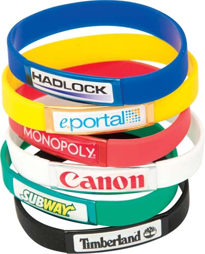 Ad-Band Wristbands