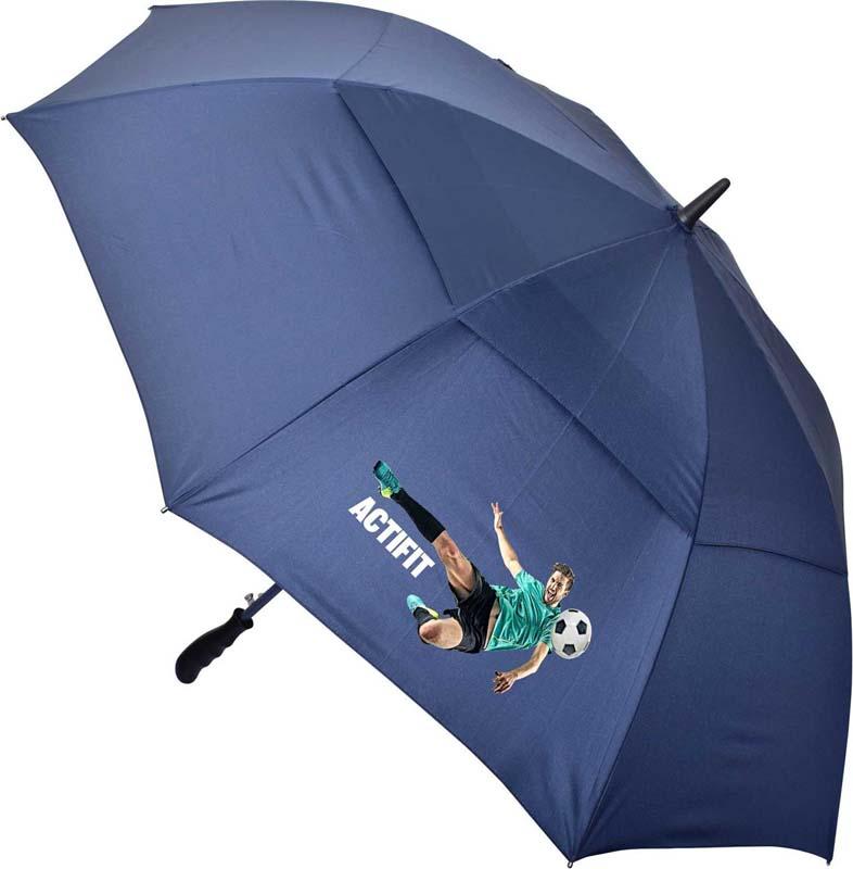 "Deluxe 30"" Auto Golf Umbrella"