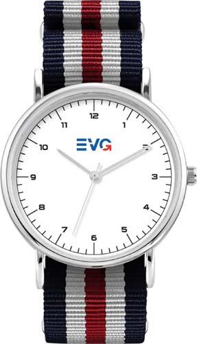 Unisex with Nylon Strap Watch