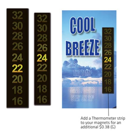 Thermometer Strip