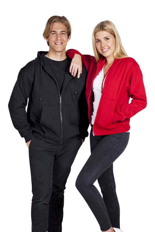 Zip Hoodies with Pocket