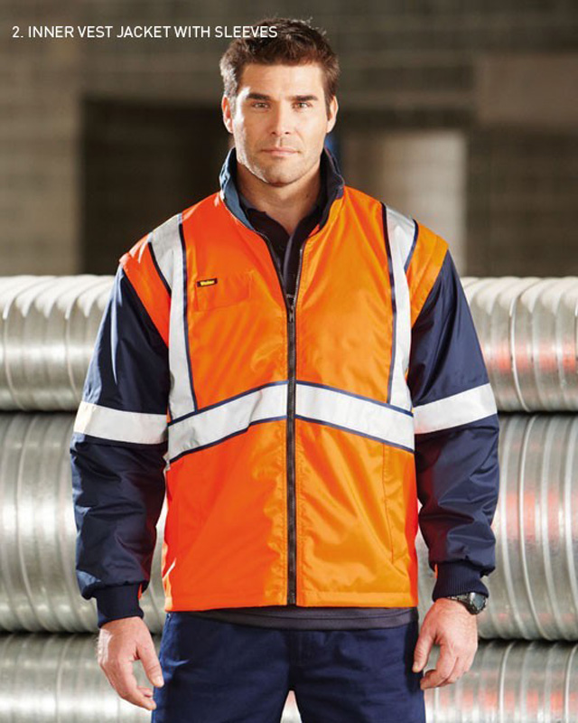 Visitec Elements 5-in1 Jacket